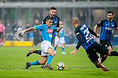 FOOTBALL - ITALIAN CHAMP - INTERNAZIONALE v NAPOLI 110318