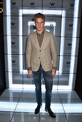 Roger Frampton at the official launch of The Perception at W London, 10 Wardour Street, London England. 7 November 2017.<br /> Photo by Dominic O'Neill/SilverHub 0203 174 1069 sales@silverhubmedia.com