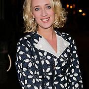 NLD/Amsterdam/20120308 - Presentatie nieuwe collectie voor Louis Vuitton, Eva Jinek