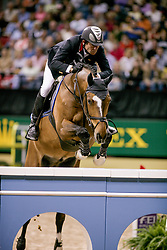 Mandli Beat, SUI, Ideo du Thot<br /> World Cup Final Jumping - Las Vegas 2007<br /> © Hippo Foto - Dirk Caremans<br /> 22/04/2007