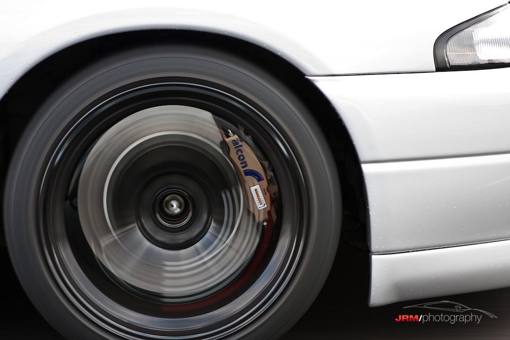 R33 GTR with V8 Supercar Alcon brakes.