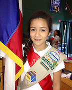Grady Middle School students honored veterans at the school's annual Veterans Day Ceremony, which included a formal presentation and flag ceremony by the Girl Scouts.<br /> To submit photos for inclusion in eNews, send them to hisdphotos@yahoo.com.