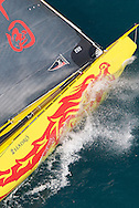 SPAIN, Valencia, April 6 2007,Louis Vuitton Act 13, Race 4, China Team CHN 95