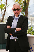 Director André Téchiné  at the photo call for the film L'Homme qu'on aimait trop (In the Name of My Daughter) at the 67th Cannes Film Festival, Wednesday 21st  May 2014, Cannes, France.