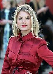 Melanie Laurent at the  Burberry Prorsum show at London Fashion Week Autumn/Winter 2013 ,Monday, 18th February 2013  Photo by: Stephen Lock / i-Images