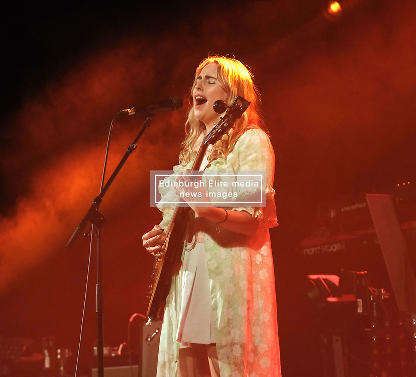 KT Tunstall at Barrowlands Glasgow, UK tour of album 'Wax'<br /> <br /> Pictured: Laurel (support) <br /> <br /> (c) Aimee Todd | Edinburgh Elite media