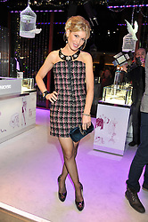 HOFIT GOLAN at a reception to celebrate the launch of 'A Crystal Christmas'  - inspired by Swarovski and held at Harrods, Knightsbridge, London on 8th November 2011.  Following the reception a private dinner was held at One Hyde Park, Knightsbridge.