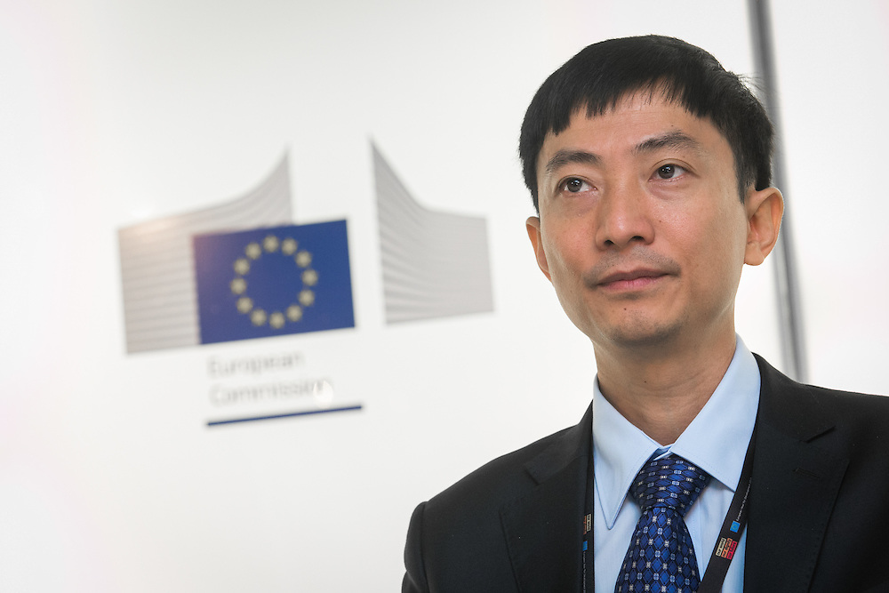 04 June 2015 - Belgium - Brussels - European Development Days - EDD - Growth - Financing the SWITCH to green SMEs across Asia , Africa and the Mediterranean - Hong Long Nguyen , Director , Centre for Creativity and Sustainability (CCS) © European Union