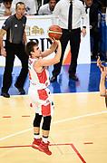 Andrea De Nicolao<br /> Grissin Bon Pallacanestro Reggio Emilia - EA7 Emporio Armani Olimpia Milano<br /> Lega Basket Serie A 2016/2017<br /> Reggio Emilia, 27/12/2016<br /> Foto A.Giberti / Ciamillo - Castoria