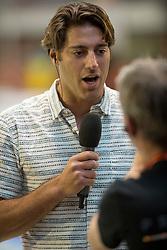 OJ Borg  at 2015 IPC Swimming World Championships -  Presenter