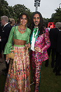 TALINA NAVIEDE, JOSHUA SINGH, The Serpentine Party pcelebrating the 2019 Serpentine Pavilion created by Junya Ishigami, Presented by the Serpentine Gallery and Chanel,  25 June 2019