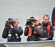 Caversham, Great Britain. Video Shooters 2012 GB Rowing World Cup Team Announcement Wednesday  04/04/2012  [Mandatory Credit; Peter Spurrier/Intersport-images]
