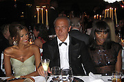 Eva Mendes, Fawaz Gruosi, Grisogno owner & Naomi Campbell.Grisogno Party.Hotel Du Cap - 2007 Cannes Film Festival .Cap D'Antibes, France .Tuesday, May 22, 2007.Photo By Celebrityvibe; .To license this image please call (212) 410 5354 ; or.Email: celebrityvibe@gmail.com ;
