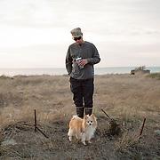 Zach and Tito (from Bonac by Tara Israel)