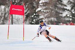 Super Combined and Super G, ROTHFUSS Andrea, LW6/8-2, GER at the WPAS_2019 Alpine Skiing World Championships, Kranjska Gora, Slovenia