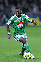 Allan SAINT MAXIMIN  - 21.12.2014 - Saint Etienne / Evian Thonon - 19eme journee de Ligue 1<br /> Photo : Jean Paul Thomas / Icon Sport