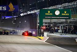 September 18, 2016 - Singapur, Singapur - Motorsports: FIA Formula One World Championship 2016, Grand Prix of Singapore, .#27 Nico Hulkenberg (GER, Sahara Force India F1 Team) (Credit Image: © Hoch Zwei via ZUMA Wire)