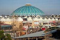 Ouzbekistan, Tashkent, bazar Tchorsou // Uzbekistan, Tashkent, Chorsu bazar