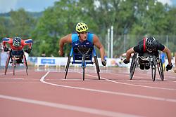 06/08/2017; Jimenez-Vergara, Miguel, T54, USA at 2017 World Para Athletics Junior Championships, Nottwil, Switzerland