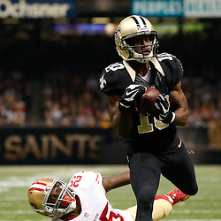 11-09-2015 San Francisco 49ers at New Orleans Saints