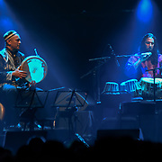 Duet for tabla and doira by Abbos Kosimov & Salar Nader at the Jubilee - Master Musicians of the Aga Khan Music Initiative at the Royal Albert Hall, London, UK on June 20 2018.