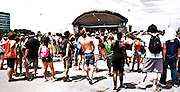 A very hot day at the Vans Warped Tour 2011 at Nassau Coliseum, Uniondale, Long Island