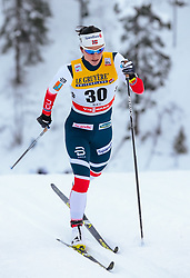 25.11.2017, Nordic Arena, Ruka, FIN, FIS Weltcup Langlauf, Nordic Opening, Kuusamo, im Bild Marit Bjoergen (NOR) // Marit Bjoergen of Norway during the FIS Cross Country World Cup of the Nordic Opening at the Nordic Arena in Ruka, Finland on 2017/11/25. EXPA Pictures © 2017, PhotoCredit: EXPA/ JFK