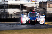January 24-28, 2018. IMSA Weathertech Series ROLEX Daytona 24. 32 United Autosports, Ligier LMP2, Hugo De Saddler, William Owen, Bruno Senna, Paul Di Resta
