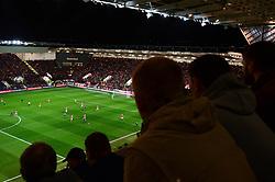 A general view of Ashton Gate stadium during the Bristol City v Manchester City Carabao Cup semi final - Mandatory by-line: Dougie Allward/JMP - 23/01/2018 - FOOTBALL - Ashton Gate Stadium - Bristol, England - Bristol City v Manchester City - Carabao Cup Semi Final second leg