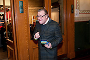 RAY WINSTONE, Press night of Cirque du Soleil's new show 'Totem' at The Royal Albert Hall.  London. January 5, 2011<br /> <br /> -DO NOT ARCHIVE-© Copyright Photograph by Dafydd Jones. 248 Clapham Rd. London SW9 0PZ. Tel 0207 820 0771. www.dafjones.com.