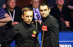 2018 Betfred Snooker World Championships - Day Eight - 28 April 2018