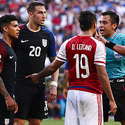 SOCCER 2016 - COPA AMERICA CENTENARIO - Jun 11 - United States defeats Paraguay 1-0
