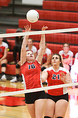 10/04/17 HS JVVB Bridgeport vs. Elkins