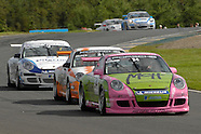 Porsche Carrera Cup Great Britain. Knockhill 2009