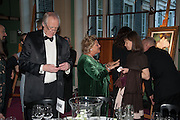 SIR TIM RICE; DAME VIVIEN CLORE; LADY SARAH CHATTO, The London Library Annual  Life in Literature Award 2013 sponsored by Heywood Hill. The London Library Annual Literary dinner. London Library. St. james's Sq. London. 16 May 2013.