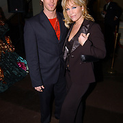 Kerstborrel Princess 2004, Charly Luske en Tanja Jess