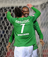 Fussball Bundesliga 2011/12: SV Werder Bremen - VFB Stuttgart