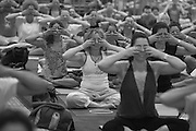 2ND INTERNATIONAL DAY OF YOGA IN MADRID: JUNE 25 IN IFEMA