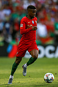 Portugal defender Nelson Semedo (20) during the UEFA Nations League match between Portugal and Netherlands at Estadio do Dragao, Porto, Portugal on 9 June 2019.