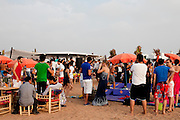Bouznika, Morocco. July 3rd 2010....