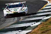 September 30, 2016: IMSA Petit Le Mans, #27 Cedric Sbirrazzuoli, Luca Persiani, Paolo Ruberti, Dream Racing, Lamborghini Huracán GT3