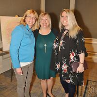 Cherie Broughton, Jann Mullany, Lauren Broughton
