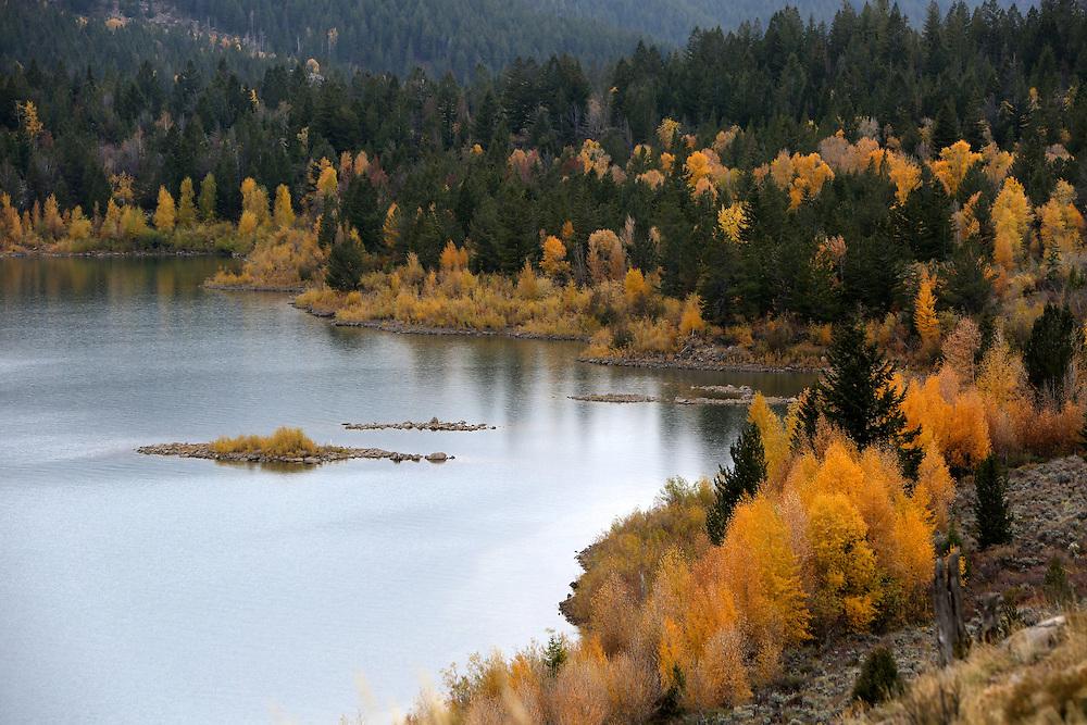 Gros Ventre Wilderness near Grand Teton National Park.