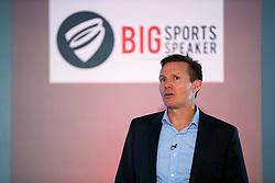 Roger Black is the guest speaker as Bristol Sport hosts their monthly networking event at Ashton Gate Stadium - Rogan Thomson/JMP - 27/04/2017 - SPORT - Ashton Gate Stadium - Bristol, England - Big Sports Speaker April 2017.