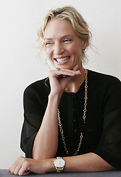 July 11, 2006 - Actress UMA THURMAN (born April 29, 1970 Boston, Massachusetts, U.S.) promotes the movie 'My Super Ex-Girlfriend' .in New York City. (Credit Image: © Armando Gallo via ZUMA Studio)