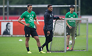 FEYENOORD TRAINING