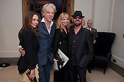 Bob Geldof; Jeanne-Marine; Anoushka Fisz; Dave Stewart, Piccadilly theatre's Ghost The Musical Opening night party. Corinthia Hotel. Whitehall Place. London. 19 July 2011. <br /> <br />  , -DO NOT ARCHIVE-© Copyright Photograph by Dafydd Jones. 248 Clapham Rd. London SW9 0PZ. Tel 0207 820 0771. www.dafjones.com.
