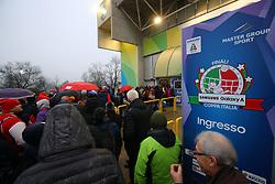 INGRESSO PUBBLICO<br /> FINALI SAMSUNG GALAXY A COPPA ITALIA 2018-2019<br /> PALLAVOLO VOLLEY COPPA ITALIA FEMMINILE 2018-2019<br /> VERONA 02-02-2019<br /> FOTO FILIPPO RUBIN / LVF