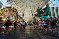 Golden Nugget Casino & Binion's Cafe, Fremont Street Experience