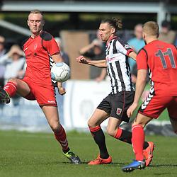 TELFORD COPYRIGHT MIKE SHERIDAN 6/4/2019 - Jon Royle of AFC Telford during the Vanarama Conference North fixture between Chorley FC and AFC Telford United at Victory Park